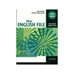 English File NEW Intermediate SB OXFORD