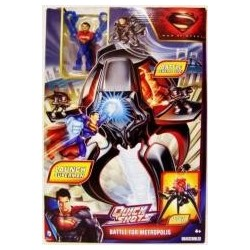 Zestaw Superman metropolis battle
