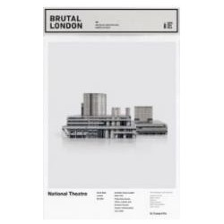 Brutal London: National Theatre