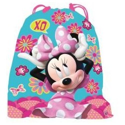 Worek na buty Minnie Mouse