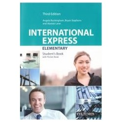 International Express 3E Elementary SB Pack OXFORD