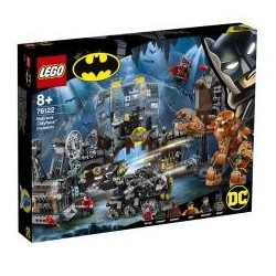 Lego SUPER HEROES 76122 Atak Clayface'a
