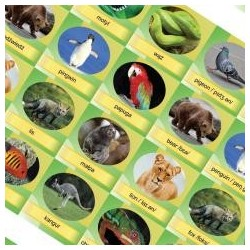Memory Game - Animals (folia) REGIPIO