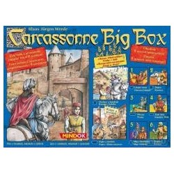 Carcassonne BIG BOX 4 PL