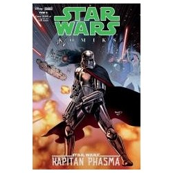 Star Wars T.4 Kapitan Phasma