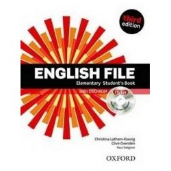 English File 3E Elementary SB OXFORD