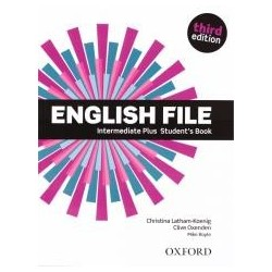 English File 3E Intermediate Plus SB OXFORD