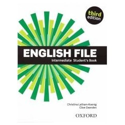 English File 3E Intermediate SB OXFORD