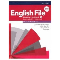 English File 4E Elementary Multipack B + online