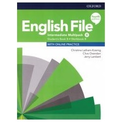 English File 4E Intermediate Multipack B + online