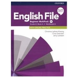 English File 4E Beginner Multipack A + online