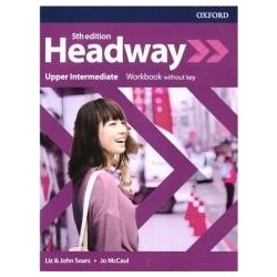 Headway 5E Upper Intermediate WB without key