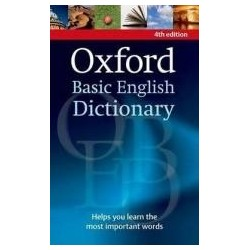 Oxford Basic English Dictionary 4E OXFORD