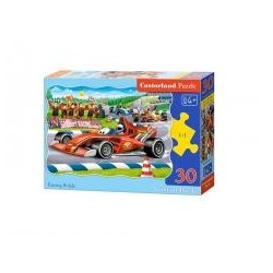 Puzzle 30 Racing Bolide CASTOR