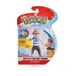 Pokemon Battle - Ash + Pikachu 95121