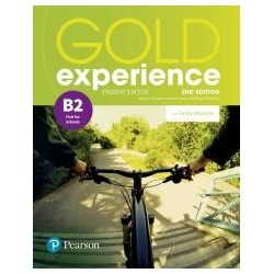 Gold Experience 2ed B2 SB +online practice PEARSON