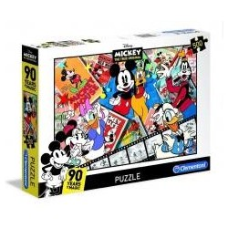 Puzzle 500 Mickey 90th