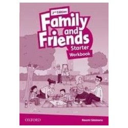 Family and Friends 2E Starter WB Oxford
