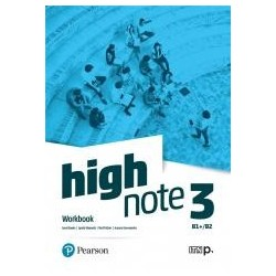 High Note 3 WB + Online Practice PEARSON