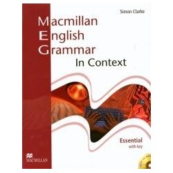 Macmillan English Grammar in Context Essential +CD
