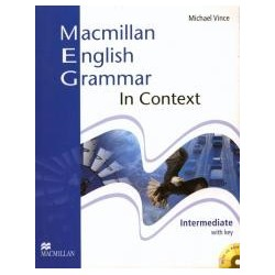 Macmillan English Grammar in Context Interm. + CD