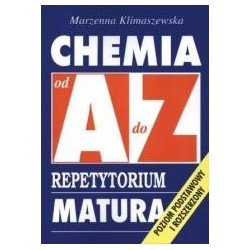 Repetytorium Od A do Z - Chemia ZR w.2011 KRAM