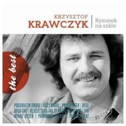 The Best. Rysunek na szkle CD