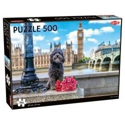 Puzzle 500 Dog in London