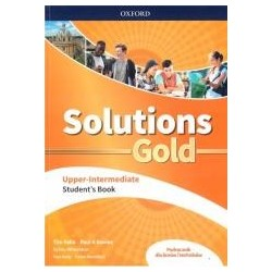 Solutions Gold Upper- Intermediate SB OXFORD