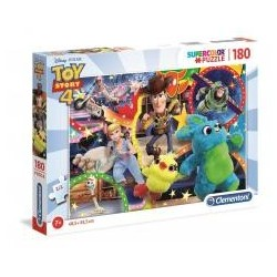 Puzzle 180 Super kolor Toy story 4