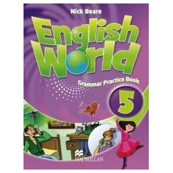 English World 5 Grammar Practice Book MACMILLAN