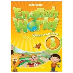 English World 3 Grammar Practice Book MACMILLAN