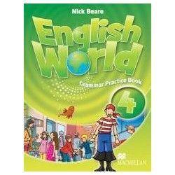 English World 4 Grammar Practice Book MACMILLAN