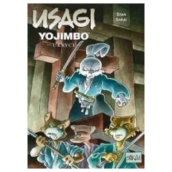 Usagi Yojimbo. Tom 28. Ukryci