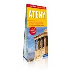 Comfort! map&guide Ateny 2w1 w.2019