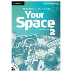 Your Space 2 WB +CD CAMBRIDGE