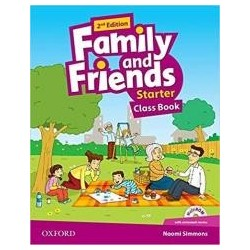 Family and Friends 2E Starter CB OXFORD