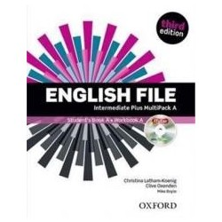 English File 3E Intermediate Plus SB MultiPack A