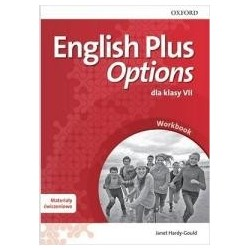 English Plus Options SP 7 WB+ online practice