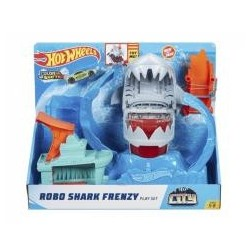 Hot Wheels City zestaw Roborekin