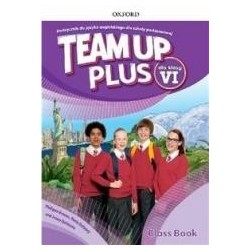 Team Up Plus 6 SB + CD OXFORD