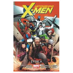 Astonishing X-Men T.1 Życie X