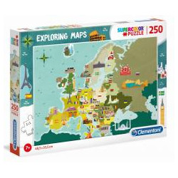 Puzzle 250 Great Places in Europe