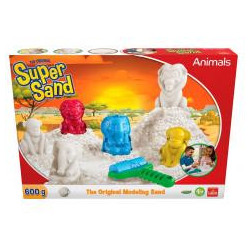 Super Sand Animals