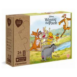 Puzzle 24 Maxi Play for Future Winnie Pooh