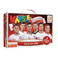 Kapsle Football PZPN 2020 TREFL