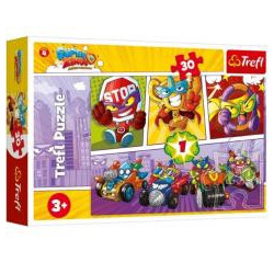 Puzzle 30 Super Zings TREFL