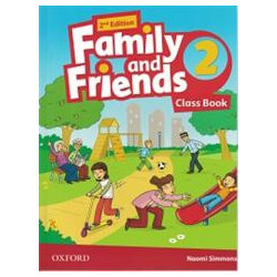 Family and Friends 2E 2 Class Book