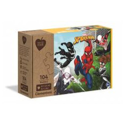 Puzzle 104 Play For Future Marvel Spiderman