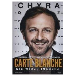 Carte blanche DVD